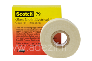 Glass cloth adhesive tape 3M 79