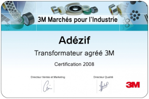 ADEZIF Authorized distributor of the Scotch brand and 3M products