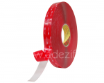 3M 4910 Clear VHB acrylic adhesive