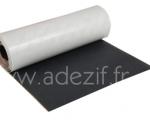 3M SJ 5816 black bumper tape in polyurethane rolls