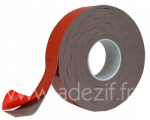 Acrylic foam tape for cold application ADEZIF M 843