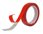 Clear viscoelastic adhesive tape for POS ADEZIF M508