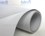 Clear and reusable static cling film for scratch protection ADEZIF PS008