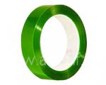 3M 8403 green single sided polyester splicing tape for silicone-coated surfaces