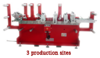 Machine for Custom die-cutting for industrial adhesive tape